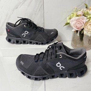 On Cloud X Womens Running Training Shoes Sneakers